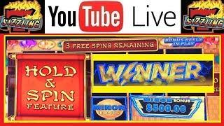 FINALLY I WIN  HAPPY LANTERN Lightning Link High Limit Casino Machine Video Sizzling Slot Jackpots