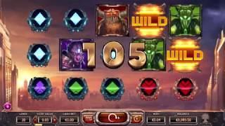 Super Heroes slot from Yggdrasil Gaming - Gameplay