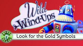Wild Wind Ups slot machine bonus