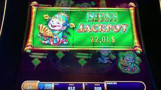 $8.80 MAX BET on TREE OF WEALTH SLOT MACHINE! When $500 isn't enough!