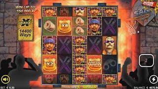 San Quentin - Lockdown Spins GIGANTIC WIN!