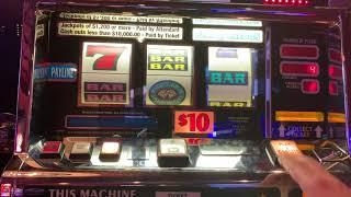 Wheel Of Fortune $100/spin - High Limit - Triple Double Diamond - 5 Times Pay