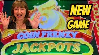 5 COIN FRENZY JACKPOTS-BONUS AFTER BONUS