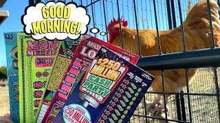 JUST MISSED IT! $100/Tickets  $30 Cash Party + Money Multiplier  TEXAS Lottery Scratch Offs