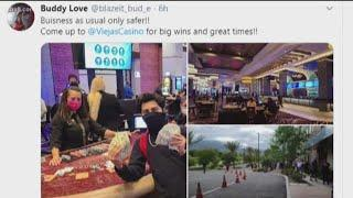 San Diego Casinos Reopen With Social Distancing Guidelines Implemented
