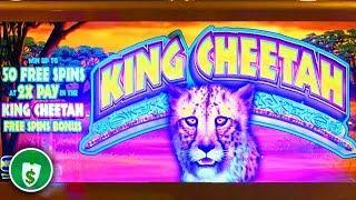 King Cheetah slot machine, and Winner Winner Chicken Dinner