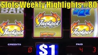 Slots Weekly Highlights #80 For you who are busy Lightning Link - High Limit Slot 赤富士スロット, カリフォルニア
