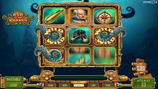 Play N Go Eye of The Kraken Slot  - Kraken Bonus Feature