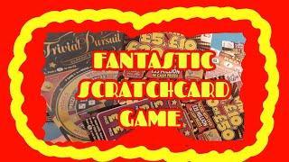 FANTASTIC ..SCRATCHCARD  GAME....50X..MONOPOLY..SUPER 7s