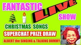 L I V E....WOW!..and ..the PRIZE DRAW FINAL.....FANTASTC SCRATCHCARD DRAW.....and NEW DRAW START
