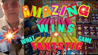 •AMAZING•£54.00•Scratchcard Game•£10.BIG DADDY•£10 BIG MUMMY•️£10 BIG UNCLE(£4 Million)cards