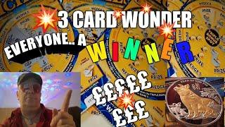•Night.Special.game•WINNER Scratchcard Show•MILLIONAIRE RICHES.•(Night game for none•sleepers)