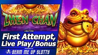 Zhen Chan Slot - Live Play and Free Spins Bonuses in Fu Dao Le Sequel