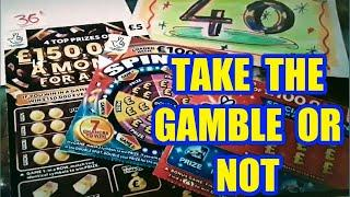 SCRATCHCARDS..BIG GAME SPECIAL..FULL £500