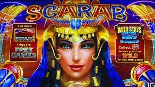 Scarab  The Slot Cats