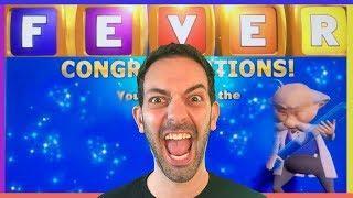 Brian's got a FEVER!!  Billionaire Life + Fireball - Slot Machine Pokies w Brian Christopher