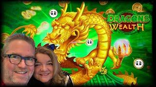 REEL RICHES: DRAGONS WEALTH