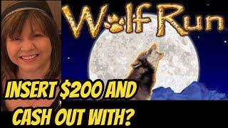 WINNING WITH THE WOLVES ON WOLF RUN!