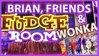 Brian & Friends  WONKA  8 Petals WINS!  Slot Machine Pokies w Brian Christopher
