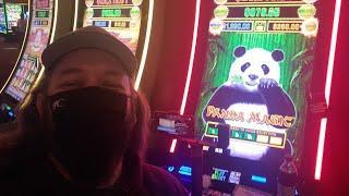 LiVe! $1k Vs Dragon Link Panda Magic @Choctaw Casino