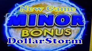 Super Big Profit  NINJA MOON - Dollar Storm - Emperor's Treasure @San Manuel Casino カリフォルニア, カジノ