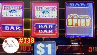 How I earned  $2,000? Before Winning The Jackpot, High Limit Slots Max Bet $27 - 9 Line 赤富士スロット