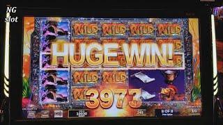 King of Macedonia Slot Machine Bonus Won ! NICE WIN