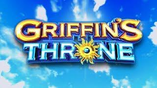 Griffin's Throne Slot - NICE SESSION, ALL FEATURES!