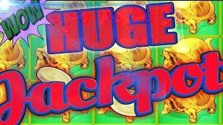 HUGE DOUBLE JACKPOTS! AMAZING HIGH LIMIT SLOT MACHINE • COYOTE MOON • MAYAN CHIEF