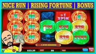 • NICE RUN • MAX BET | BONUS | TROJAN HORSE | RISING FORTUNE | SLOT MACHINE