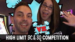 •️ HIGH LIMIT ROOM Competition: • Brian Christopher Vs. Slot Queen #AD