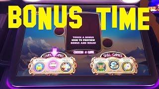 Bejeweled Live Play max bet $3.75 with BONUS ALCHEMY FREE GAMES Slot Machine