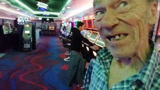 •Bonus on Slot Machine•.with..•Moaning Leprechaun Steve•