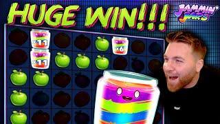 Jammin Jars EPIC BIG WIN on €10 BET!!
