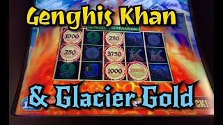 Genghis Khan (Dragon Link) & Glacier ️ Gold FireLink