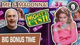 Me & MADONNA  Chasing MIGHTY CASH BONUSES