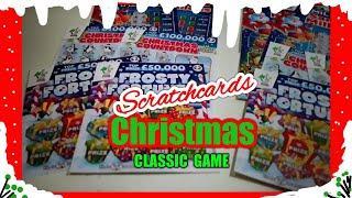 Christmas CHRISTMAS COUNTDOWN ..FROSTY FORTUNE..SANTAS MILLIONS...WHoooooOOOOO