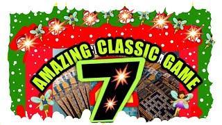 AMAZING Christmas SCRATCHCARD classic GAME..WHoooooOOOOO...