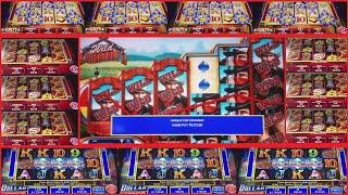 3 X $50 BET JACKPOTS HANDPAYS!! THE 3 RARE TIMES I BET THIS BIG!!!!!