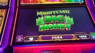 4 Mystery spots!!!! MIghty Cash 10 Cent Denom