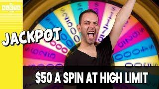 •️ Big JACKPOT! $50 WOF Spins • High Limit @ GSR Reno • BCSlots (S. 22 • Ep. 4)
